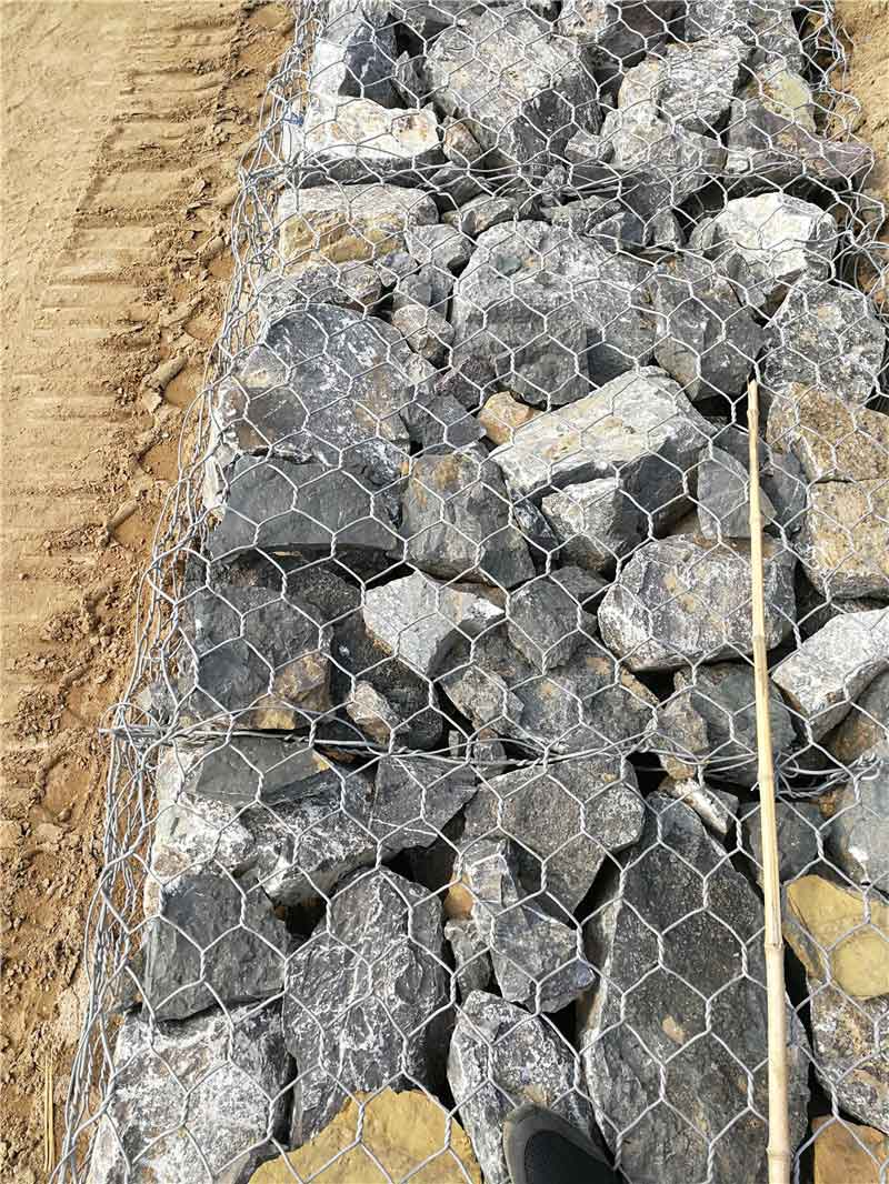 Hexagonal Gabion