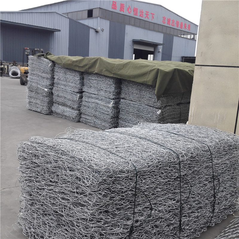 Wire Mesh Stone Cage