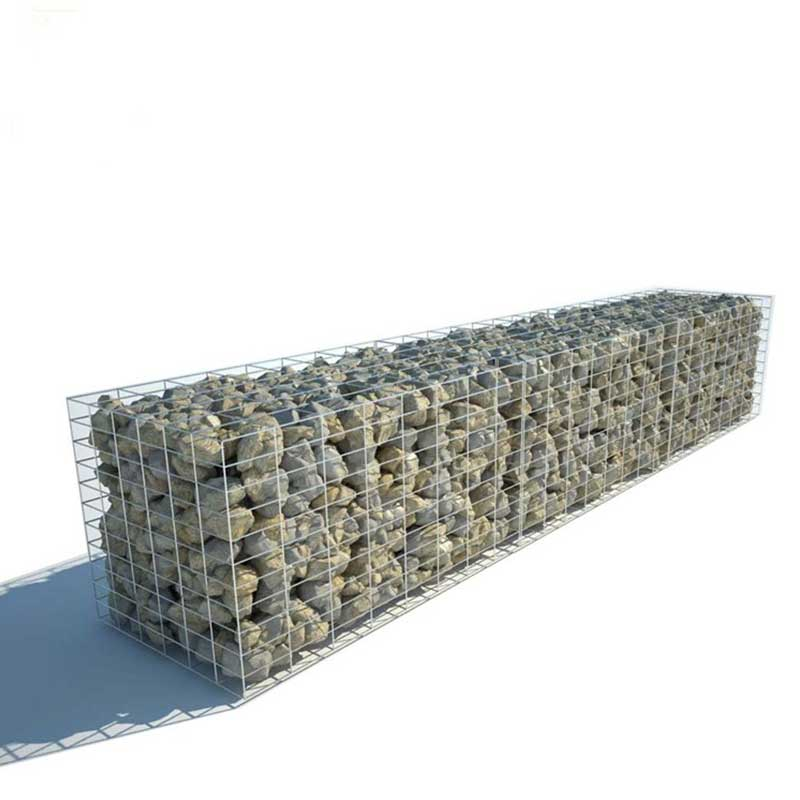 Heavy Zinc Coated Welded Mesh Gabions