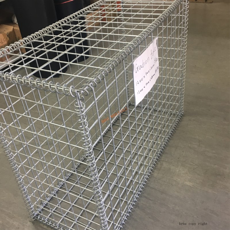 Factory Price Gabion Box Stone Cage