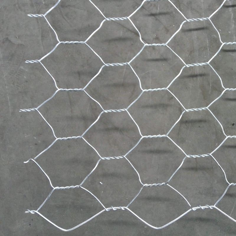 Hexagonal Gabion Baskets For Soil Erosion Protection