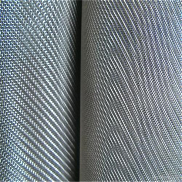 Molybdenum wire mesh cloth